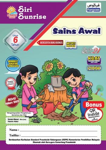 SAINS AWAL 6 TAHUN
