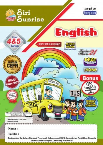 ENGLISH CEFR 4&5 YEARS