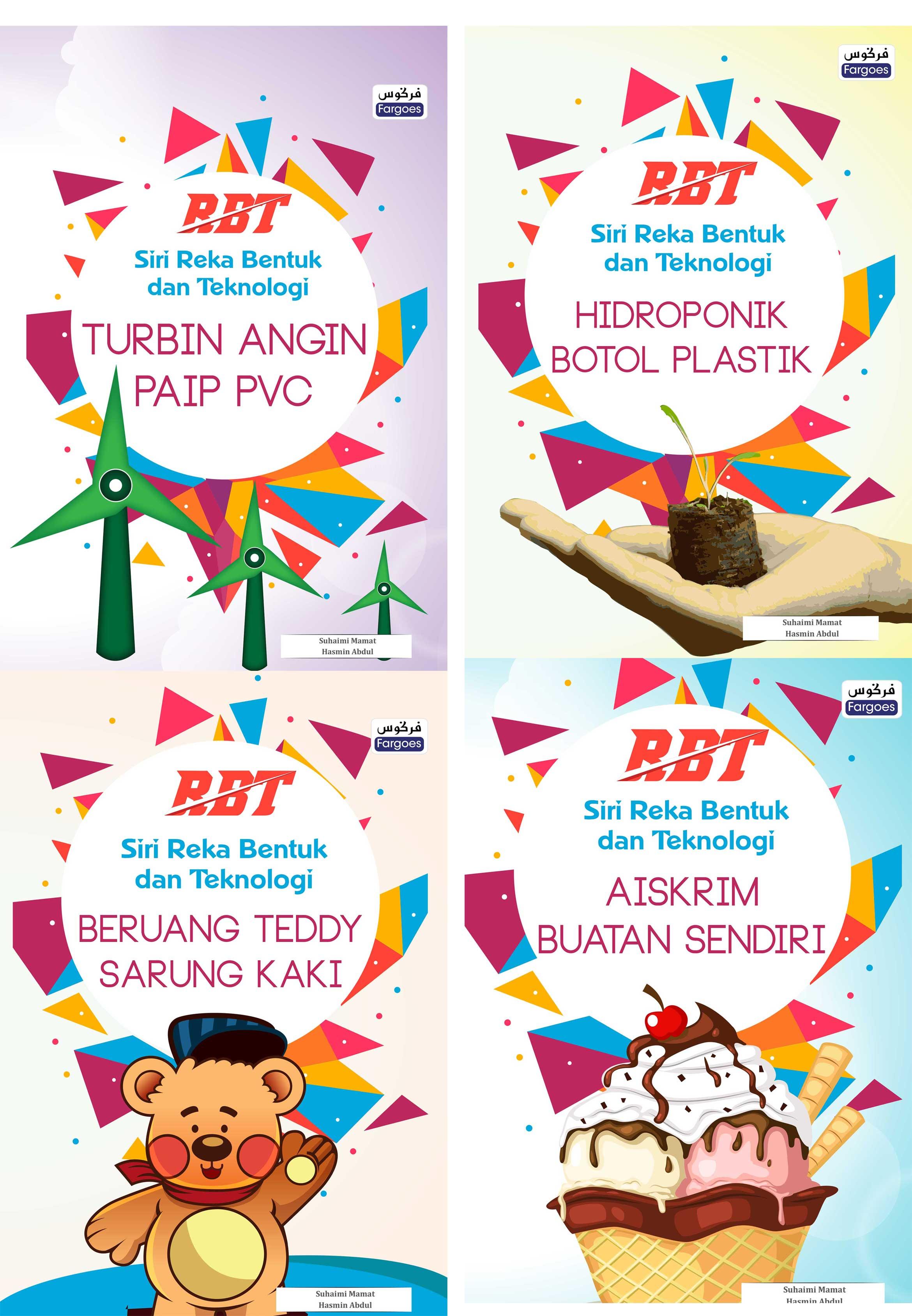 Siri Reka Bentuk Dan Teknologi Fargoes Books Sdn Bhd